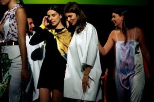 Angewandte Modeklasse Show 2013