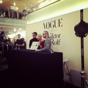 08 // Viktor&Rolf x Vogue