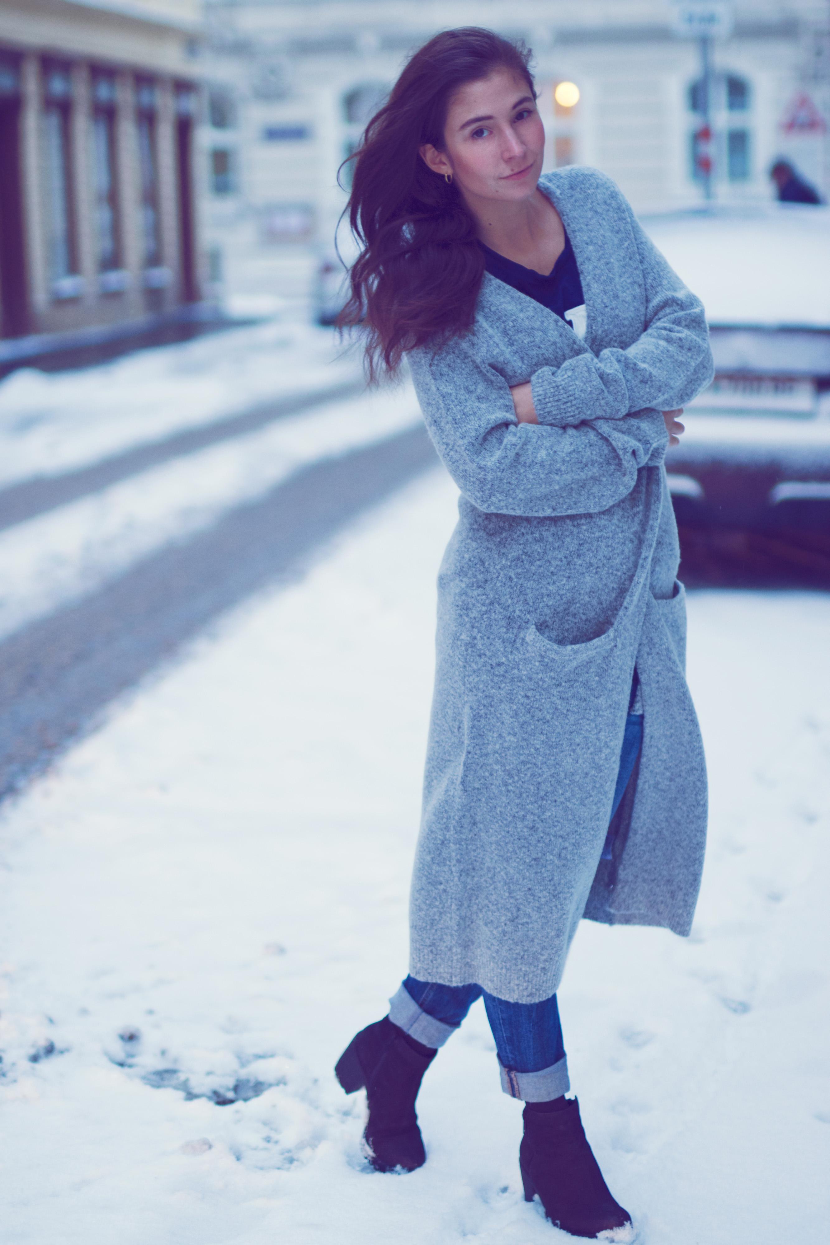 Welche schuhe im winter zur boyfriend jeans